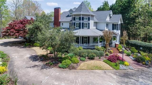 125 River Bend Road, Dawsonville, GA 30534 (MLS #6753888) :: Path & Post Real Estate