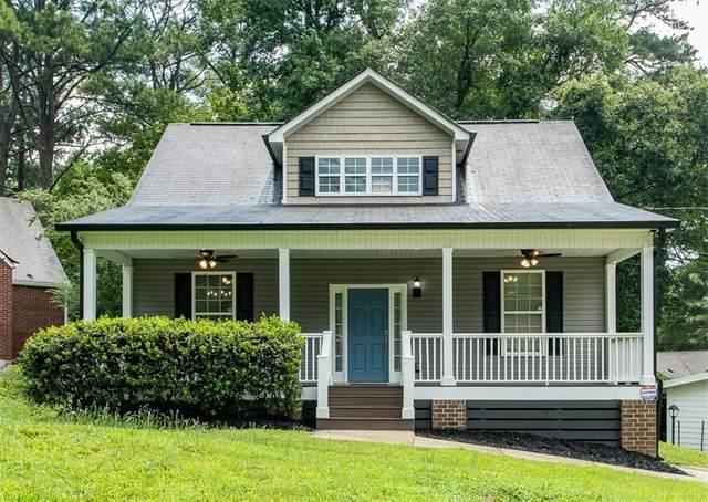 1600 Mayflower Avenue SW, Atlanta, GA 30311 (MLS #6753889) :: Kennesaw Life Real Estate