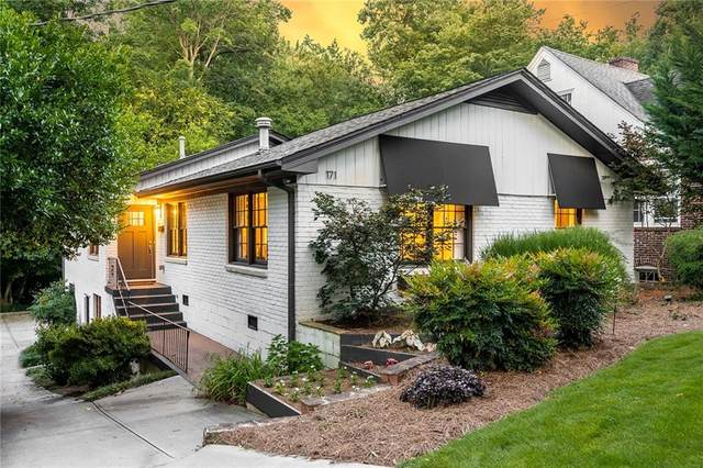 171 Huntington Road NE, Atlanta, GA 30309 (MLS #6753970) :: North Atlanta Home Team