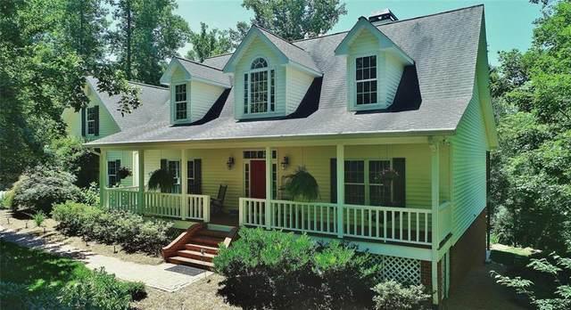 622 Chattahoochee Glen Road, Clarkesville, GA 30523 (MLS #6754021) :: North Atlanta Home Team