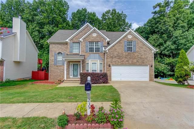 235 Camden Park Drive, Lawrenceville, GA 30046 (MLS #6754041) :: North Atlanta Home Team