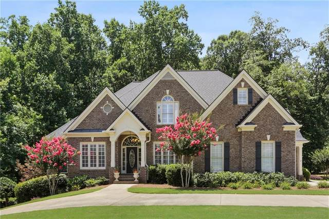 877 Foxwerthe Drive NW, Kennesaw, GA 30152 (MLS #6754077) :: The Heyl Group at Keller Williams
