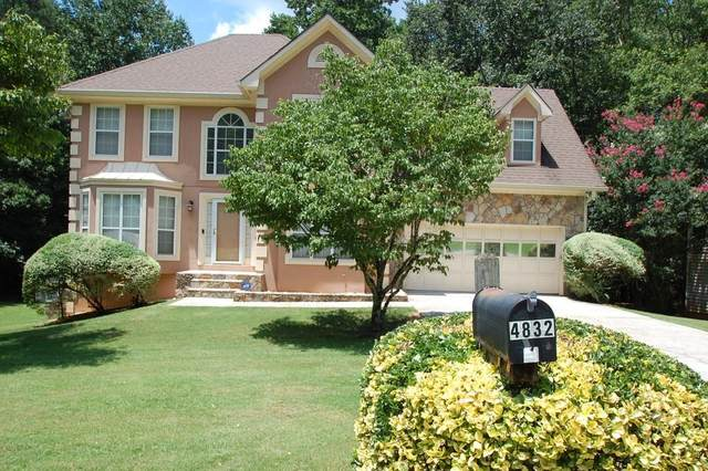 4832 Terrace Green Trace, Stone Mountain, GA 30088 (MLS #6754126) :: North Atlanta Home Team