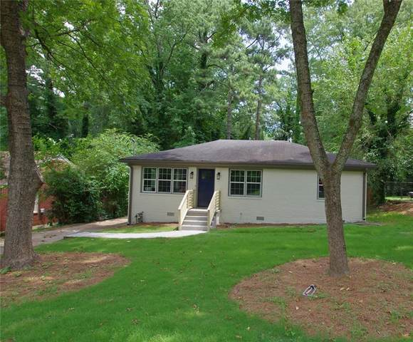 1926 Willa Way, Decatur, GA 30032 (MLS #6754129) :: The Zac Team @ RE/MAX Metro Atlanta