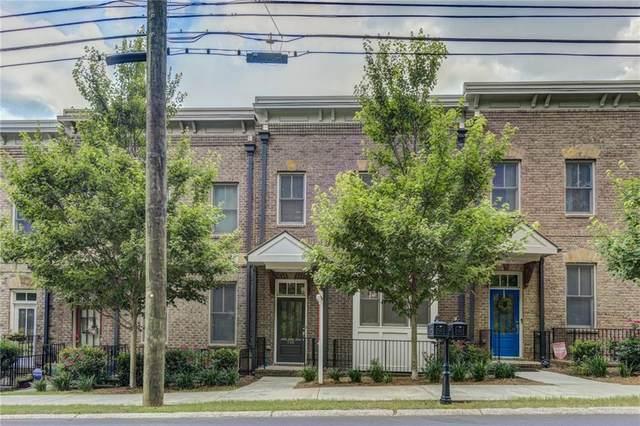 249 Cole Street NE, Marietta, GA 30060 (MLS #6754142) :: North Atlanta Home Team