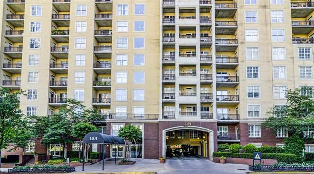 1101 Juniper Street NE #523, Atlanta, GA 30309 (MLS #6754166) :: The Zac Team @ RE/MAX Metro Atlanta