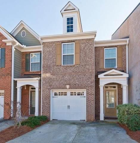 1812 Coleville Oak Lane, Lawrenceville, GA 30046 (MLS #6754198) :: The Heyl Group at Keller Williams