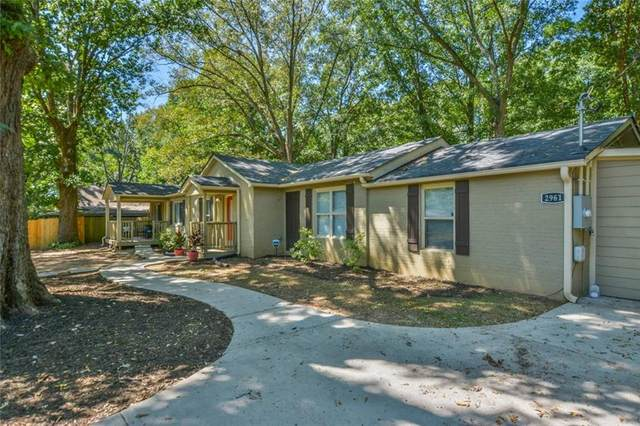 2961 Carruth Street NW, Kennesaw, GA 30144 (MLS #6754216) :: The Heyl Group at Keller Williams