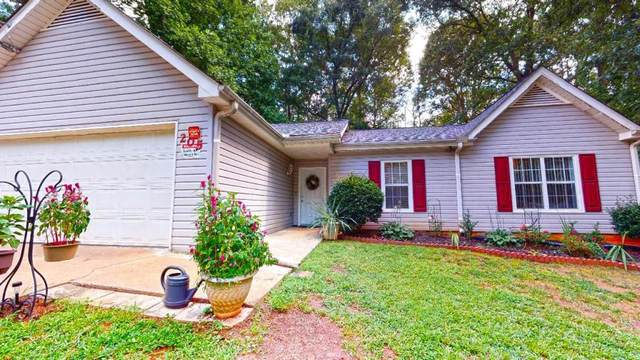 205 Melton Way, Covington, GA 30016 (MLS #6754249) :: North Atlanta Home Team