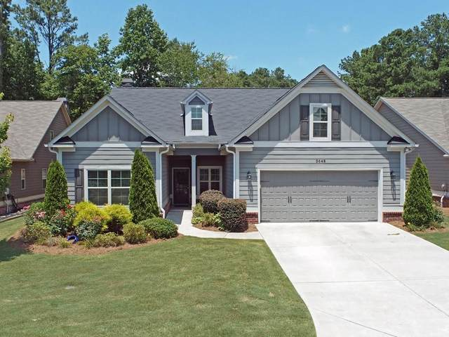 3648 Foxtrot Trail, Kennesaw, GA 30144 (MLS #6754261) :: The Heyl Group at Keller Williams