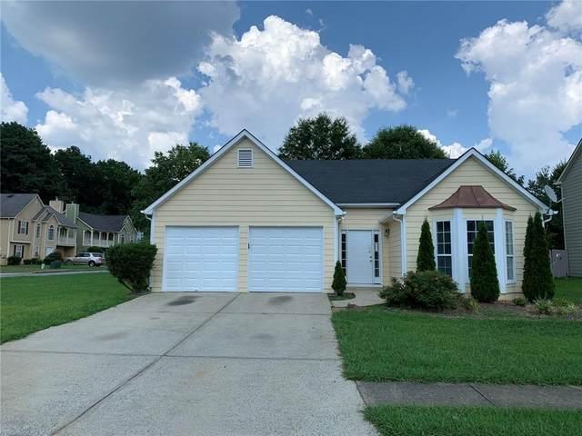 4336 Peach Terrace NW, Acworth, GA 30101 (MLS #6754292) :: The Heyl Group at Keller Williams
