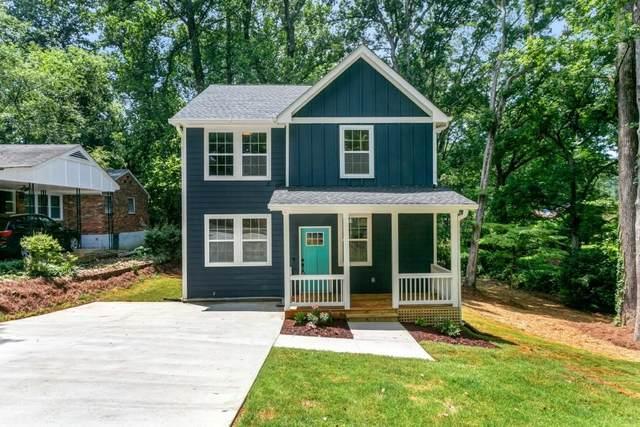 1399 Boulevard Lorraine, Atlanta, GA 30311 (MLS #6754310) :: Kennesaw Life Real Estate