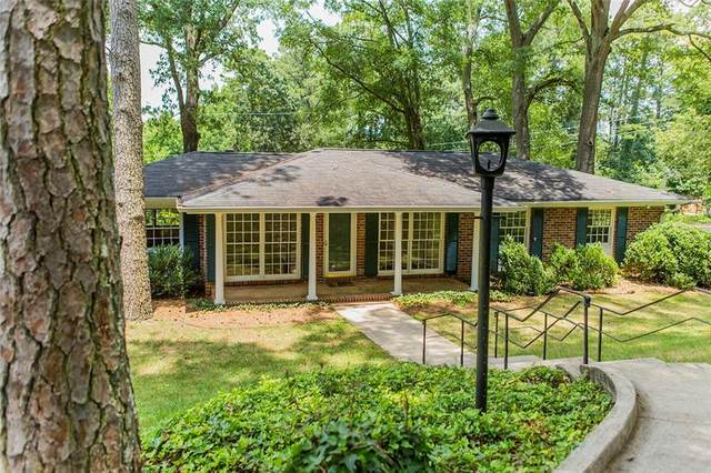 415 East Eleventh St, Rome, GA 30161 (MLS #6754333) :: The Realty Queen & Team