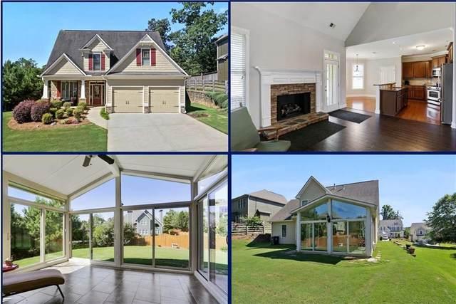 709 Midway Avenue, Canton, GA 30114 (MLS #6754357) :: North Atlanta Home Team