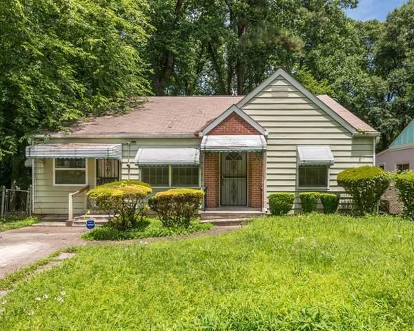 1675 Alvarado Terrace SW, Atlanta, GA 30310 (MLS #6754369) :: The Heyl Group at Keller Williams