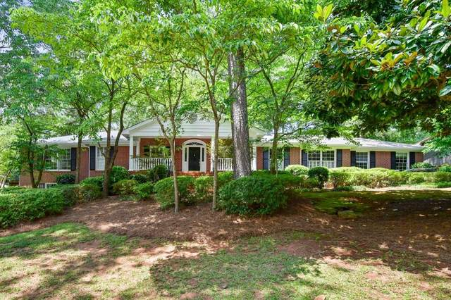 1486 Epping Forest Drive NE, Brookhaven, GA 30319 (MLS #6754437) :: The Cowan Connection Team