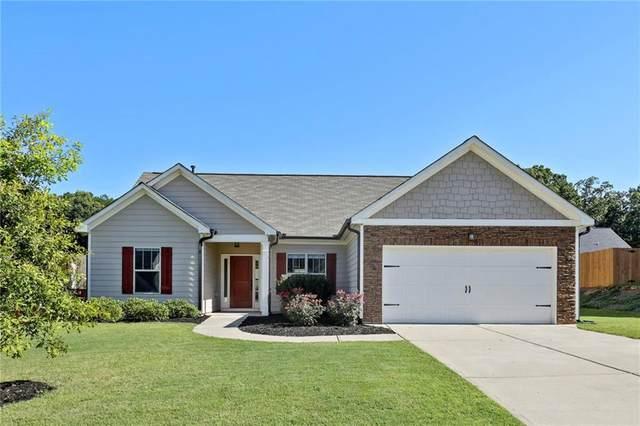 311 Red Hawk Drive, Dawsonville, GA 30534 (MLS #6754470) :: Path & Post Real Estate