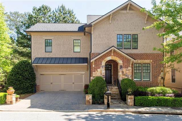 4505 Gateway Court SE, Smyrna, GA 30080 (MLS #6754479) :: North Atlanta Home Team