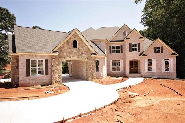 12660 Water's Edge Drive, Milton, GA 30004 (MLS #6754518) :: North Atlanta Home Team