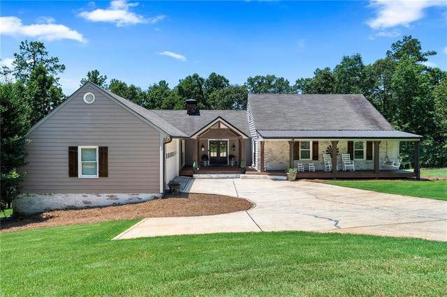 21 Alpine Drive, Cartersville, GA 30120 (MLS #6754560) :: North Atlanta Home Team