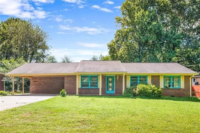 1597 Brockett Rd Road, Tucker, GA 30084 (MLS #6754582) :: The Heyl Group at Keller Williams