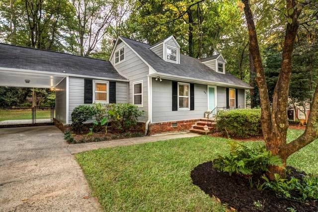 2578 Ridgewood Terrace NW, Atlanta, GA 30318 (MLS #6754589) :: North Atlanta Home Team