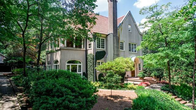 140 Waverly Way NE, Atlanta, GA 30307 (MLS #6754791) :: The Justin Landis Group