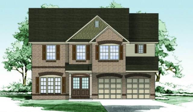 107 Westbury Drive, Griffin, GA 30223 (MLS #6754798) :: The Heyl Group at Keller Williams
