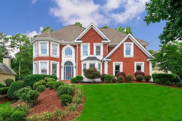 6320 Deerwoods Trail, Alpharetta, GA 30005 (MLS #6754799) :: North Atlanta Home Team