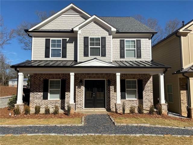 105 Hunley Lane SW, Lilburn, GA 30047 (MLS #6754822) :: North Atlanta Home Team
