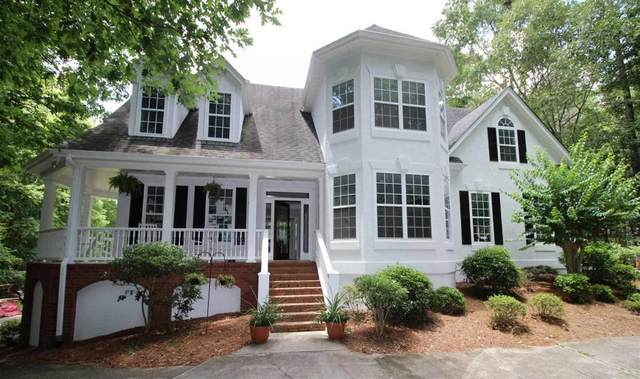130 Lees Overlook, Fayetteville, GA 30214 (MLS #6754865) :: The North Georgia Group