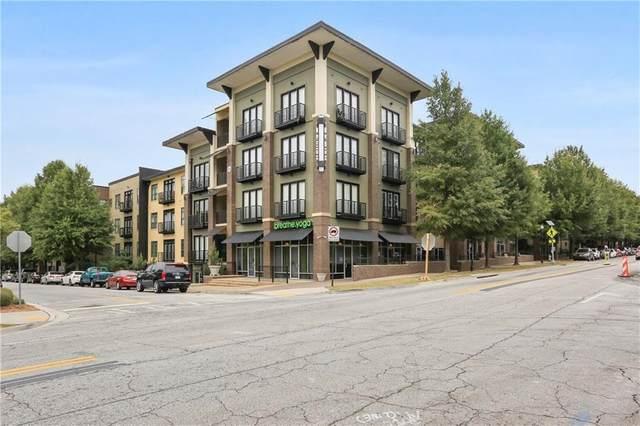 5300 Peachtree Road #3509, Chamblee, GA 30341 (MLS #6754884) :: Tonda Booker Real Estate Sales