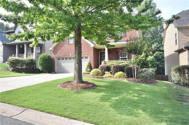 541 Crestmont Lane, Canton, GA 30114 (MLS #6754916) :: The Hinsons - Mike Hinson & Harriet Hinson