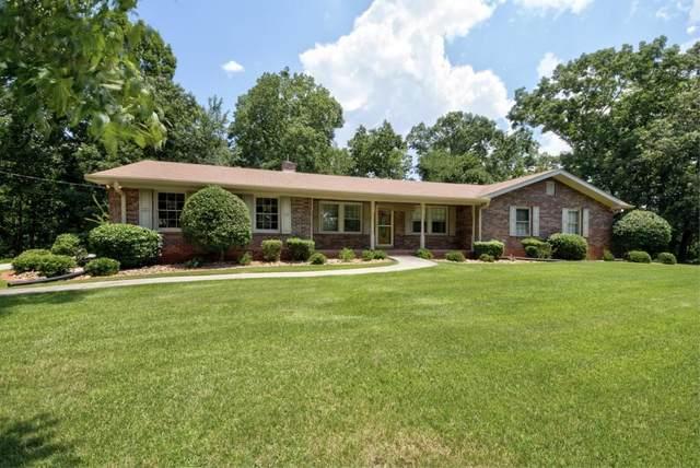 4206 Cherokee Trail, Gainesville, GA 30504 (MLS #6754937) :: The Cowan Connection Team