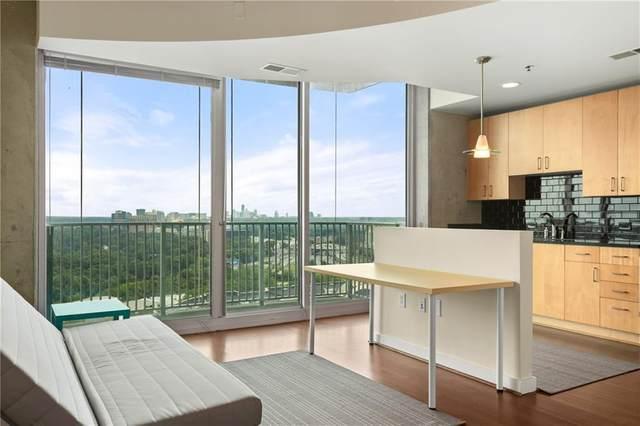 361 17th Street NW #1908, Atlanta, GA 30363 (MLS #6754986) :: Good Living Real Estate