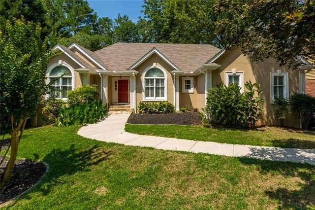1100 Cedar Knoll Drive, Roswell, GA 30076 (MLS #6754989) :: Keller Williams Realty Cityside