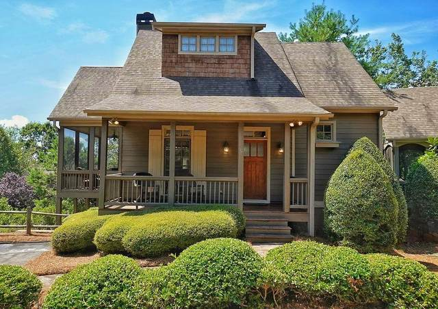 11 Laurel Ridge Lane, Big Canoe, GA 30143 (MLS #6755063) :: North Atlanta Home Team
