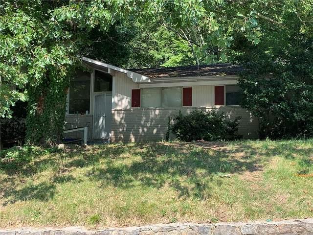 158 Kittrell Drive SW, Atlanta, GA 30331 (MLS #6755066) :: North Atlanta Home Team