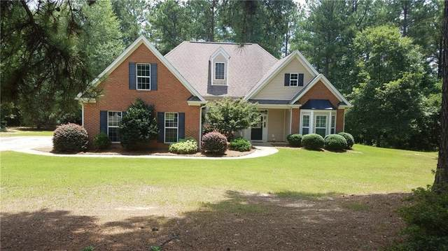 160 Cole Forest Boulevard, Barnesville, GA 30204 (MLS #6755211) :: North Atlanta Home Team
