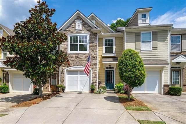 1922 Lakeshore Overlook Circle NW, Kennesaw, GA 30152 (MLS #6755263) :: Kennesaw Life Real Estate