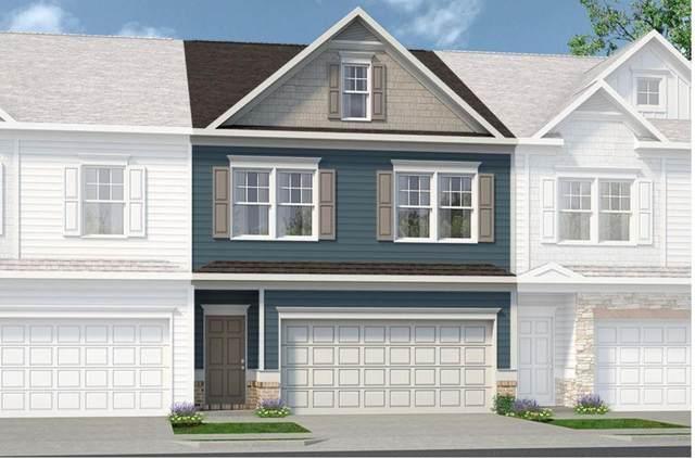 1033 Burke Street #47, Lawrenceville, GA 30046 (MLS #6755271) :: Good Living Real Estate