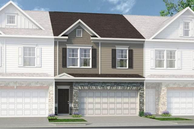 1043 Burke Street #46, Lawrenceville, GA 30046 (MLS #6755274) :: Todd Lemoine Team