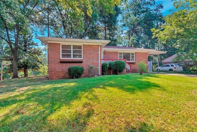 385 Simpson Terr. NW, Atlanta, GA 30314 (MLS #6755288) :: North Atlanta Home Team