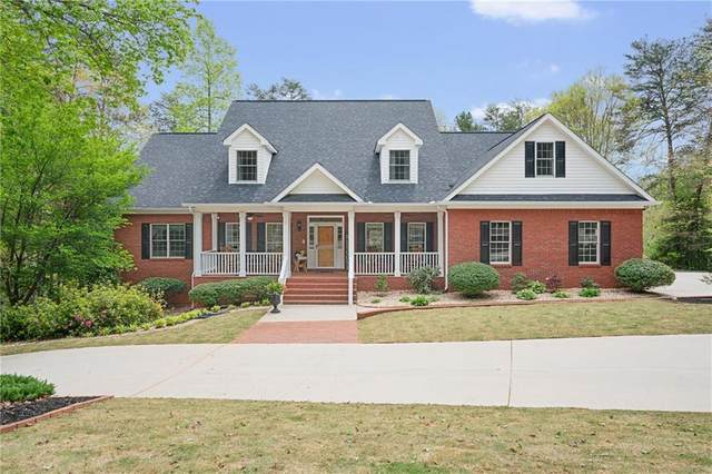 446 White Pine Drive, Dahlonega, GA 30533 (MLS #6755304) :: North Atlanta Home Team