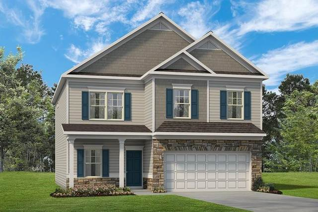 379 Crown Pointe Drive, Dawsonville, GA 30534 (MLS #6755325) :: North Atlanta Home Team