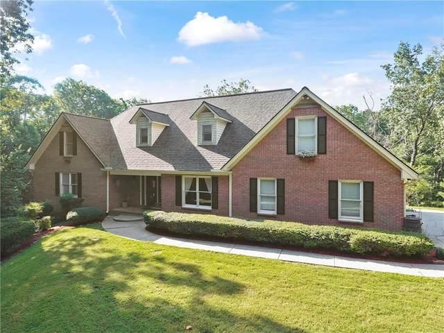 5103 Whispering Pines Drive, Gainesville, GA 30504 (MLS #6755327) :: RE/MAX Prestige