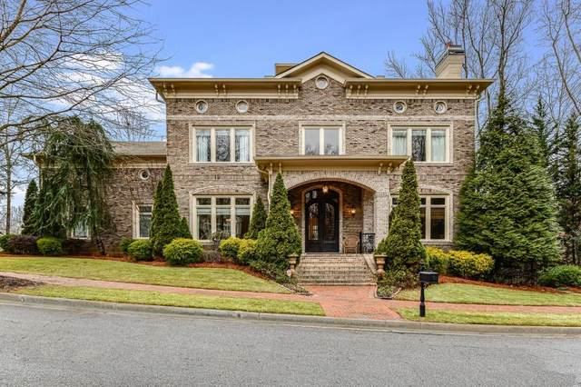 3150 E Addison Drive, Alpharetta, GA 30022 (MLS #6755345) :: The Cowan Connection Team