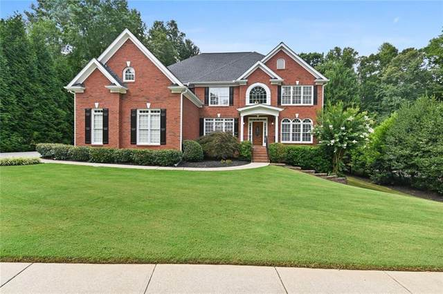 109 Laurel Ridge Drive, Alpharetta, GA 30004 (MLS #6755371) :: Charlie Ballard Real Estate