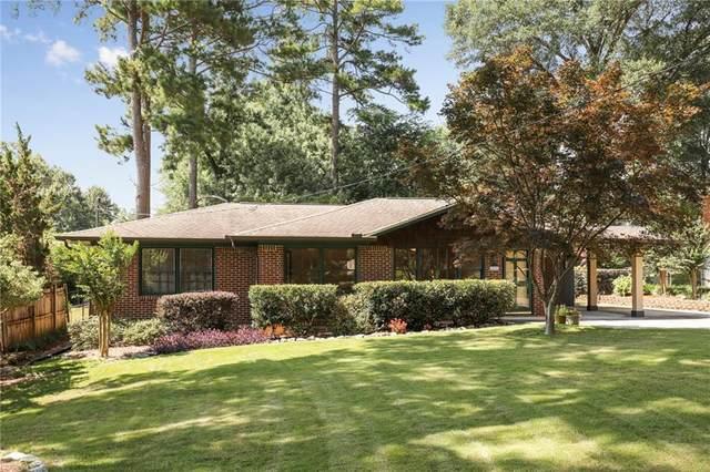 2723 Fairlane Drive, Doraville, GA 30340 (MLS #6755439) :: The Heyl Group at Keller Williams