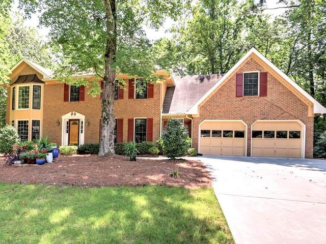4345 N Smoke Ridge Court NE, Roswell, GA 30075 (MLS #6755605) :: North Atlanta Home Team